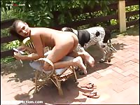 Horsesandteengirls com 12 - Zoophilia Horse Sex video