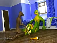 3d dinosaur footjob gaybeast com [ Zoophilia Porn Video With Woman ]